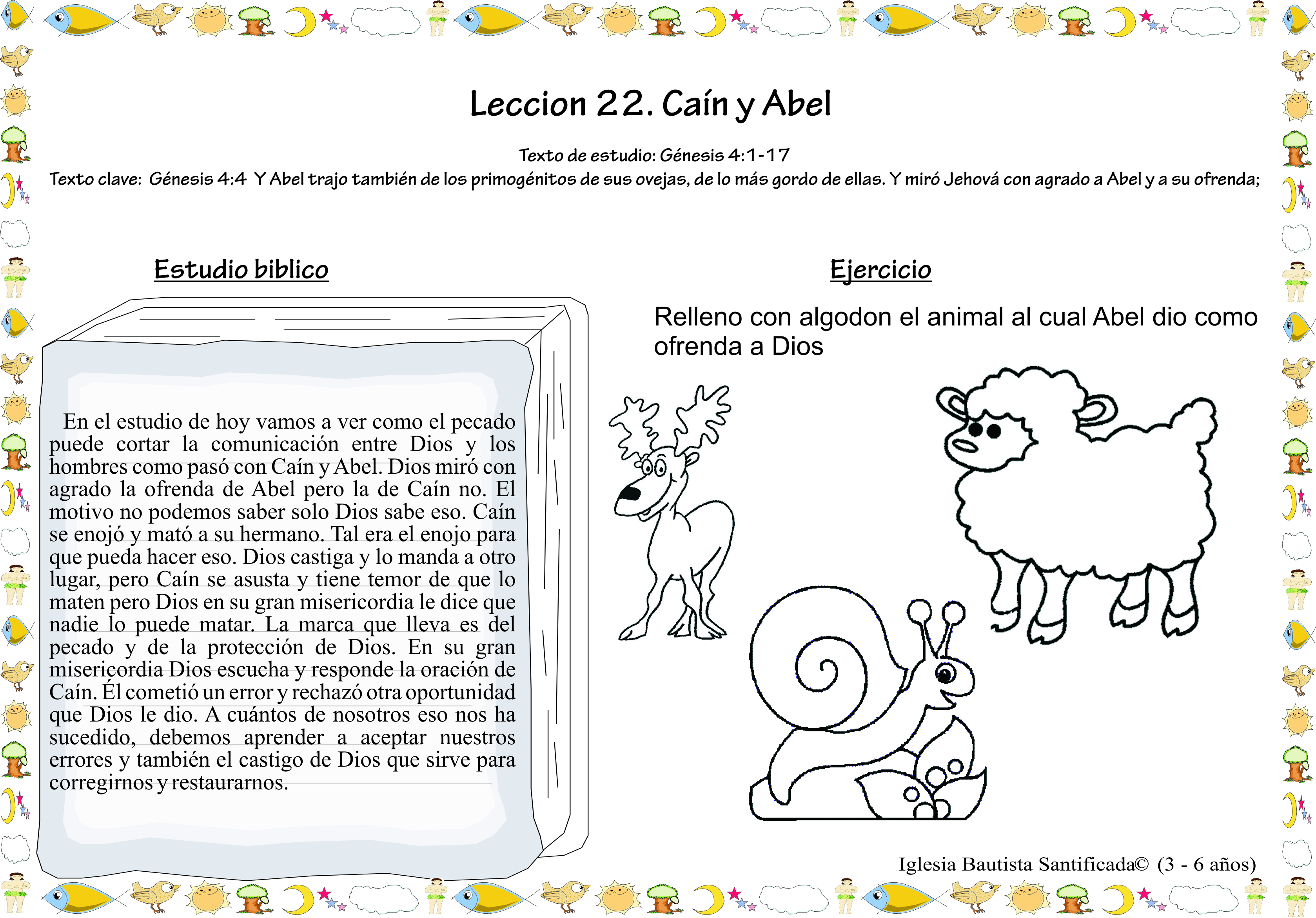 17 leccion para ni�os | Search Results | Advent News France