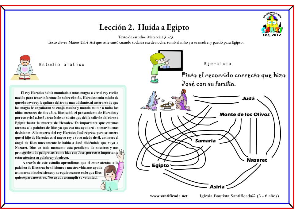 2012 | Iglesia de Niños | Página 3