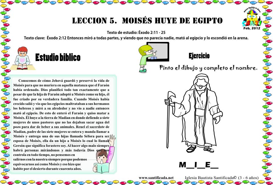 abril | 2012 | Iglesia de Niños | Página 2