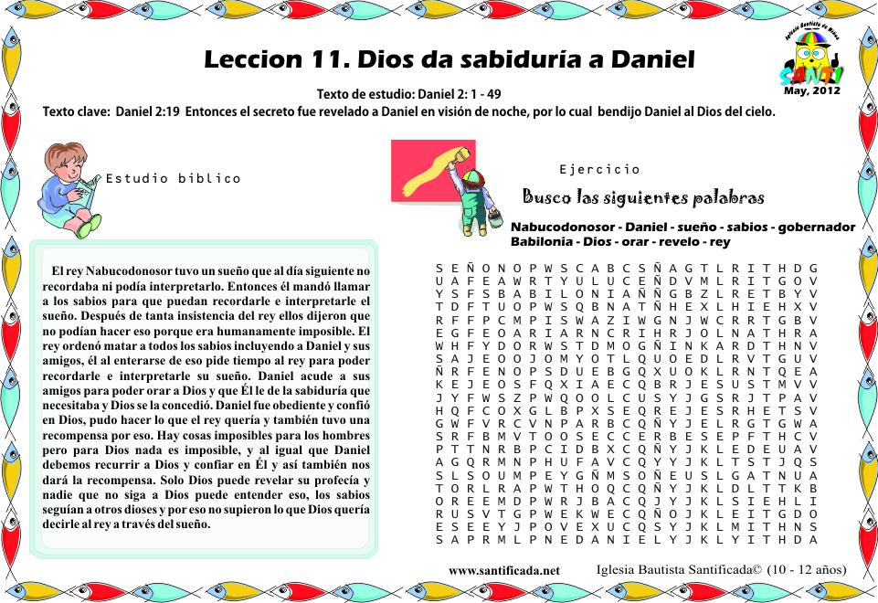 Iglesia de Niños   Dios ama a los niños   Página 17