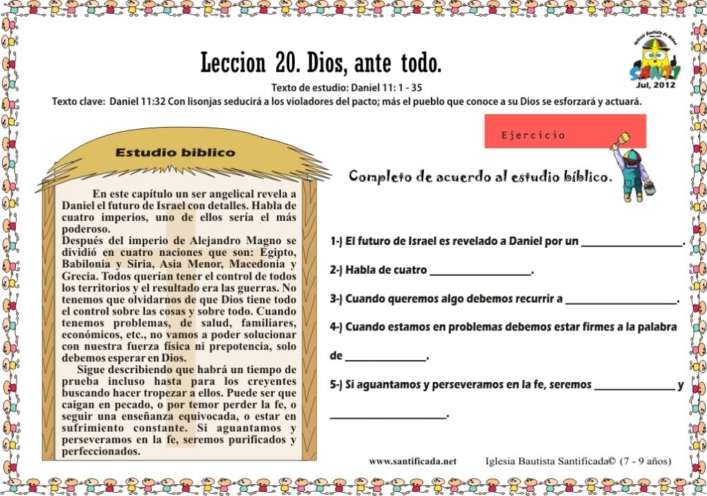 Leccion 20-1