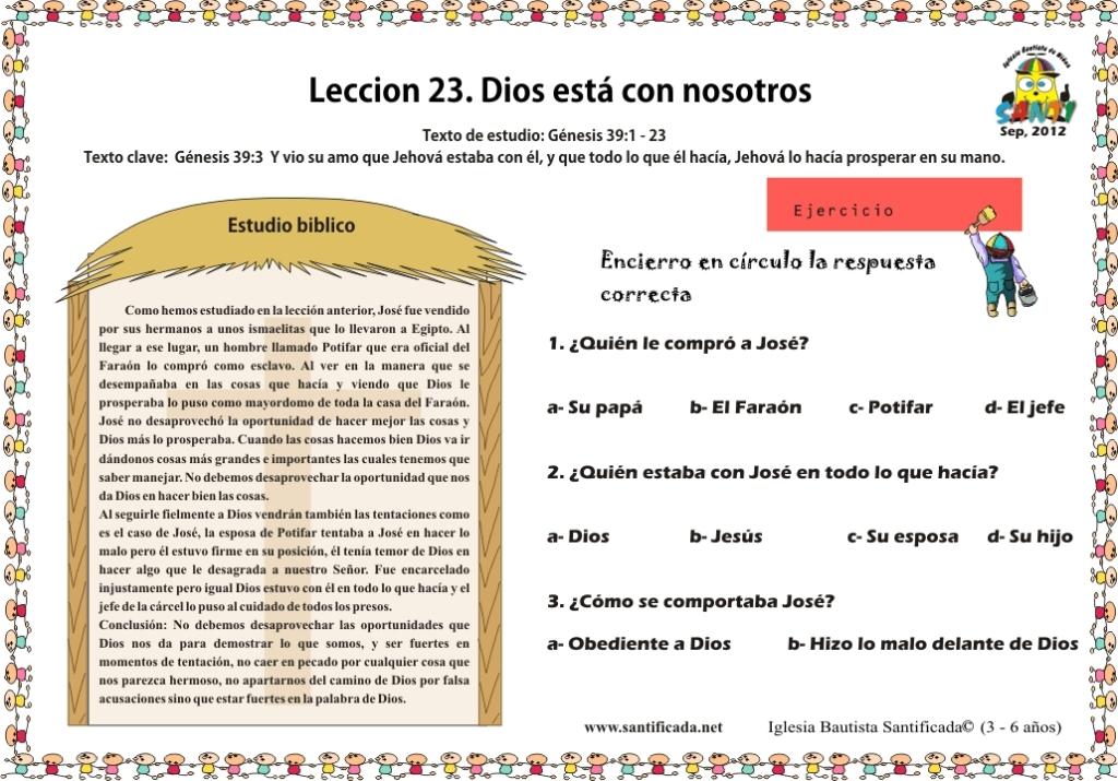 Leccion 23-1