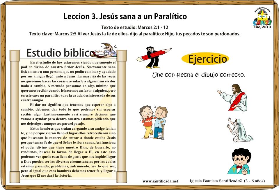 Leccion 3-1