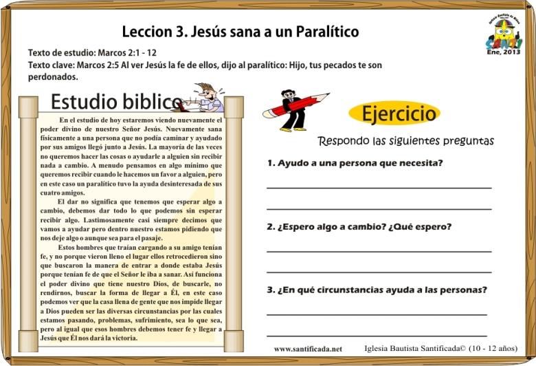 Leccion 3-3