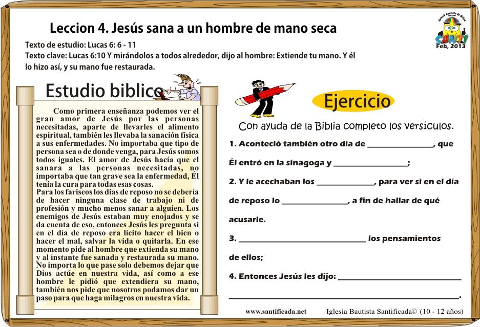 Leccion 4-3
