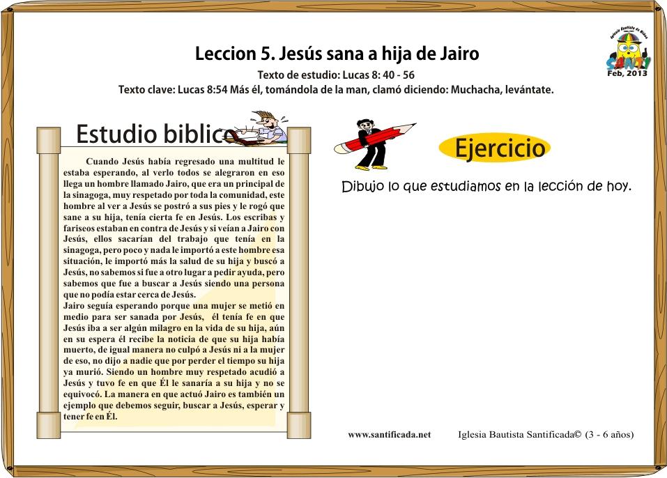 Leccion 5-1