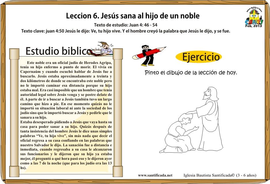 Leccion 6-1