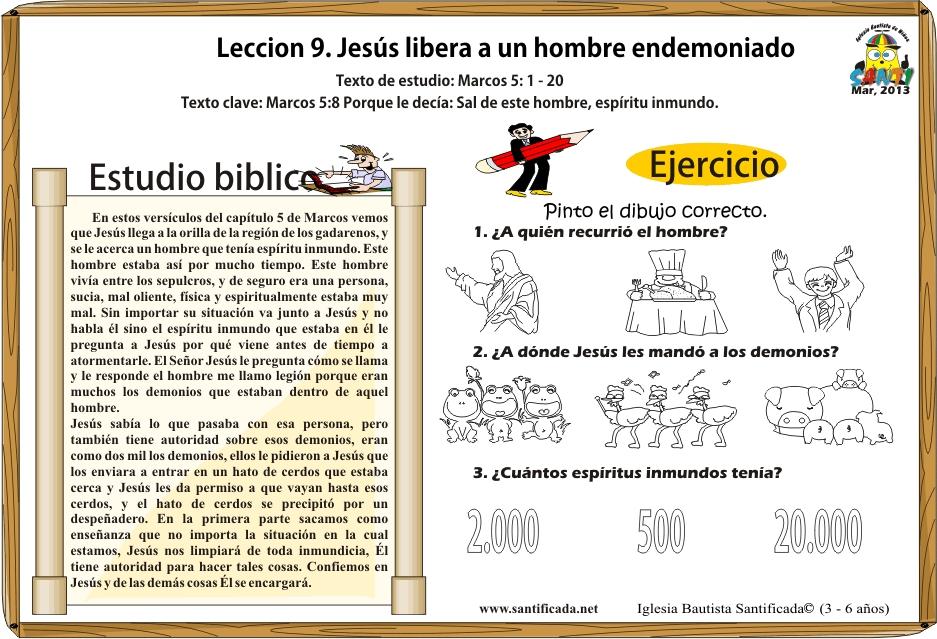 Leccion 9-1