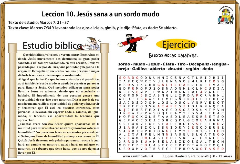 Leccion 10-3