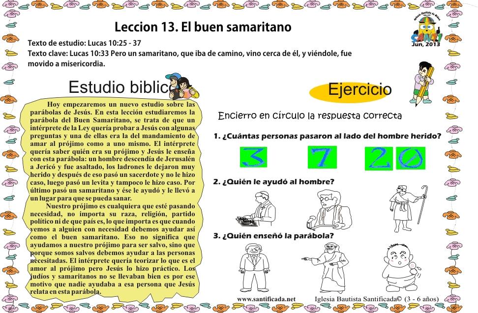2013 | Iglesia de Niños | Página 3