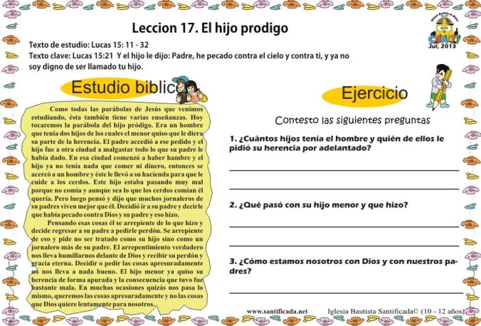 Leccion 17-3