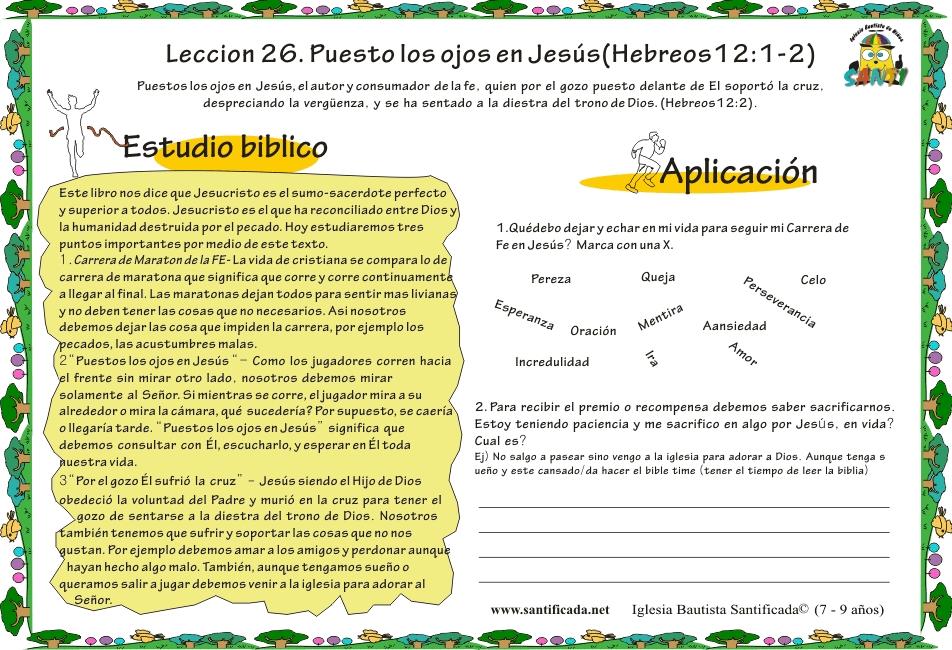 Leccion 26-2