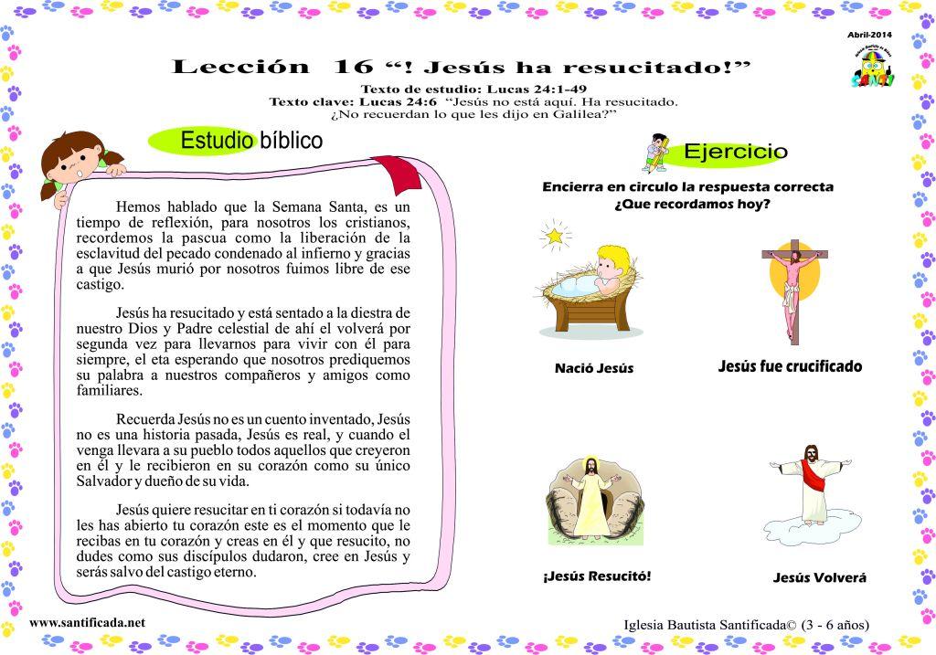 Leccion 16-1