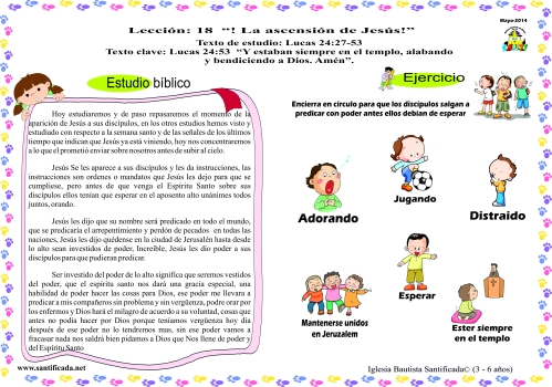 lección 18-1