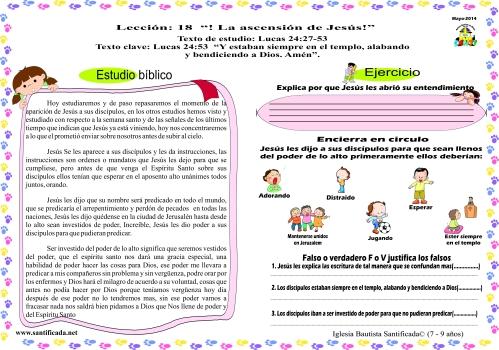 lección 18-2