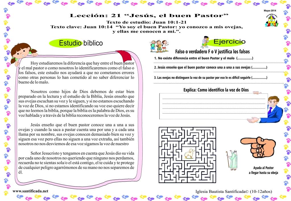lección 21-3