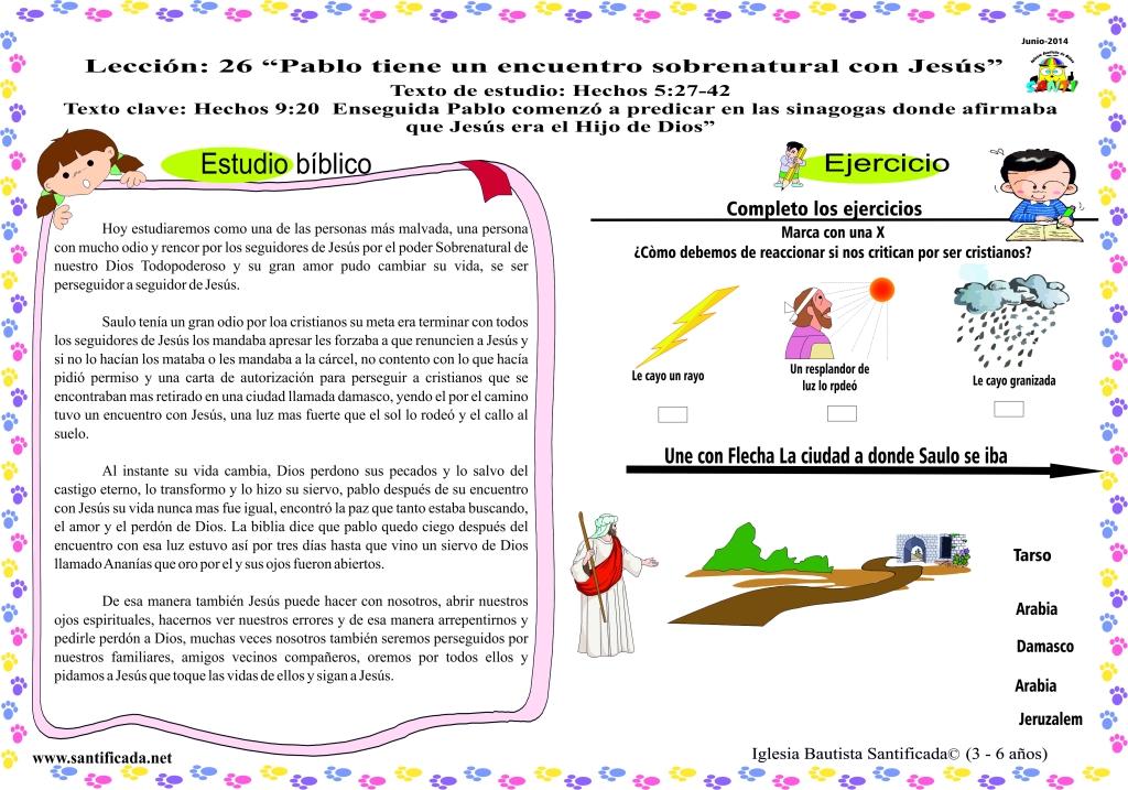 lección 26-1