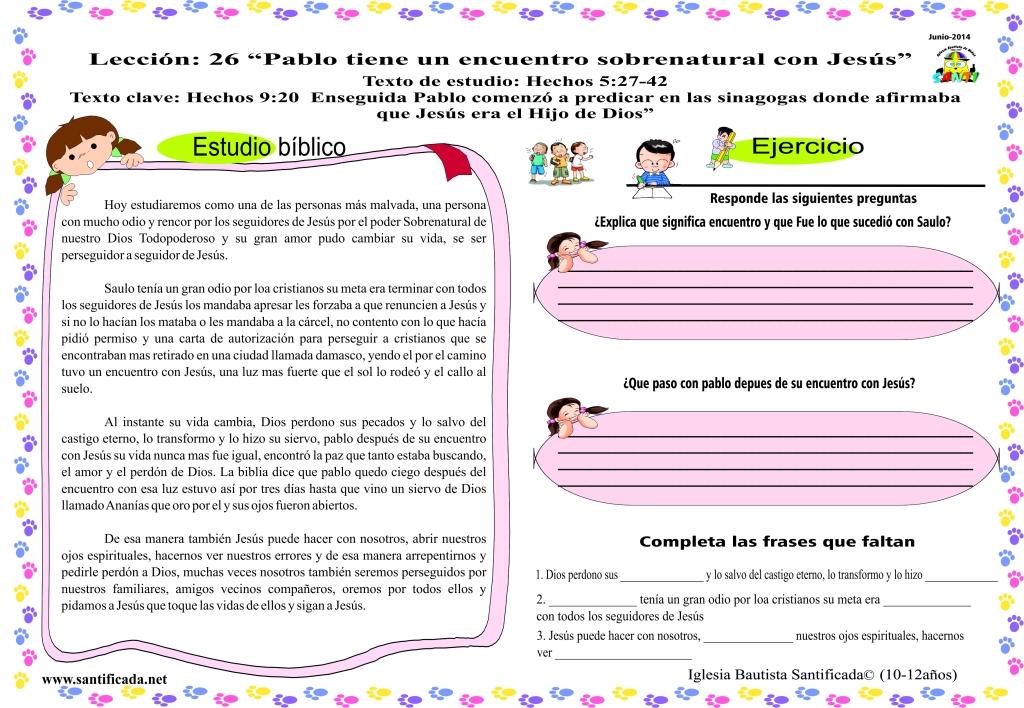 lección 26-3