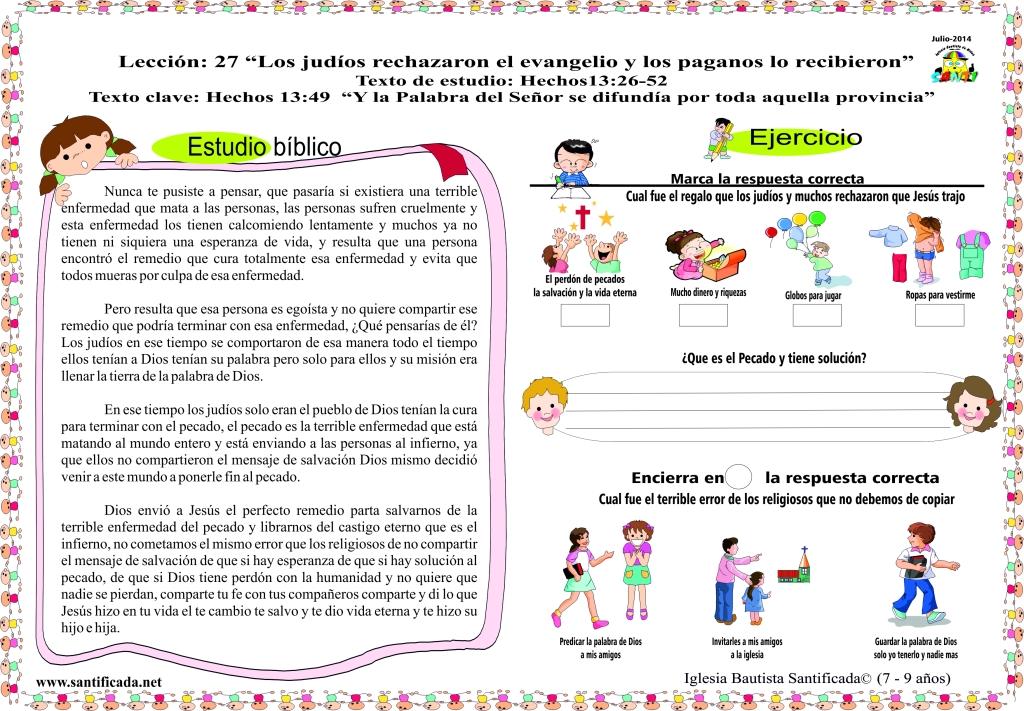 lección 27-2