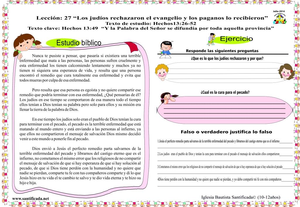 lección 27-3