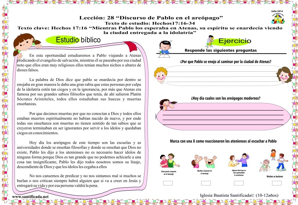 lección 28-3