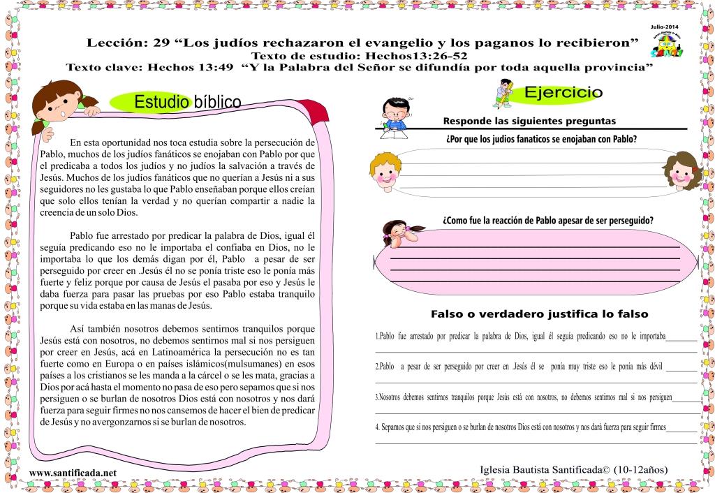 lección 29-3