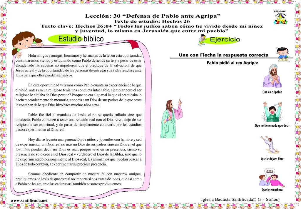 lección 30-1
