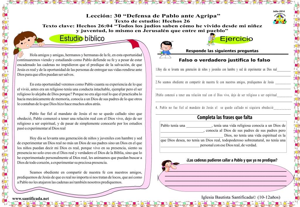 lección 30-3