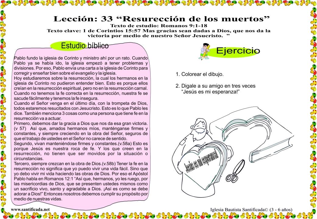 Leccion 33-1