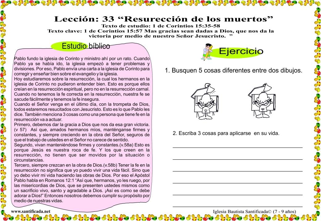 Leccion 33-2