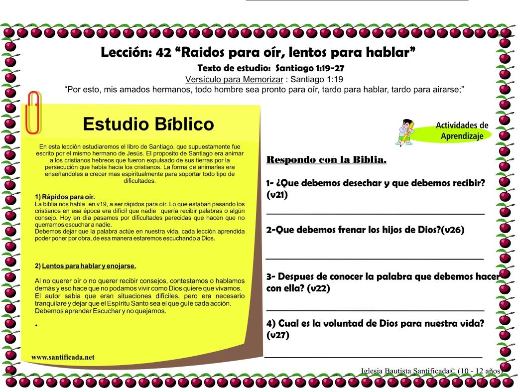 Leccion 42-3