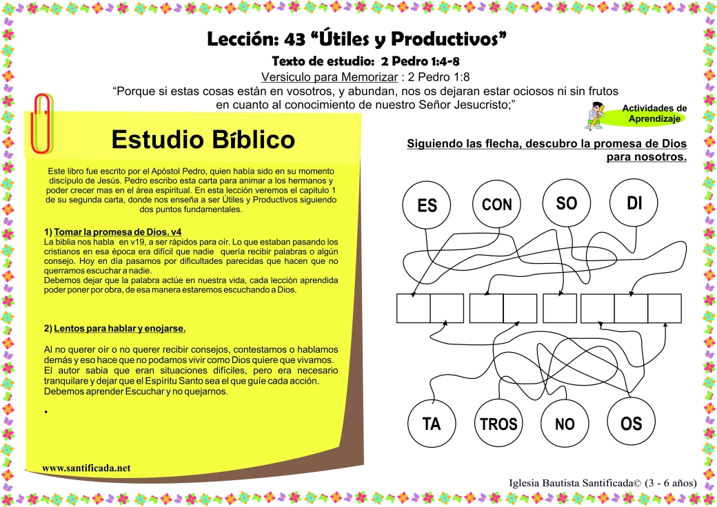 Leccion 43-1