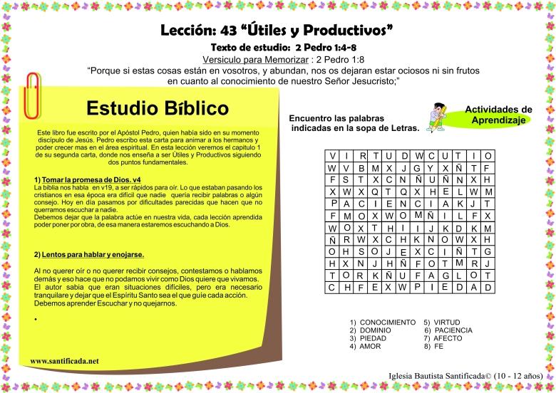 Leccion 43-3