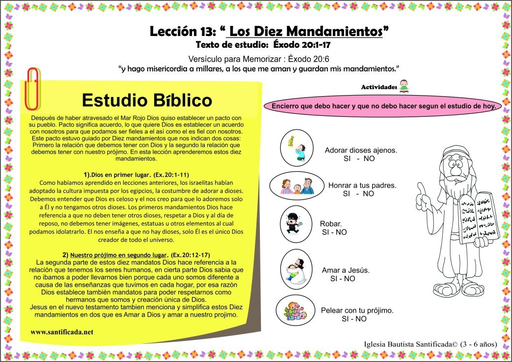Leccion 13-1