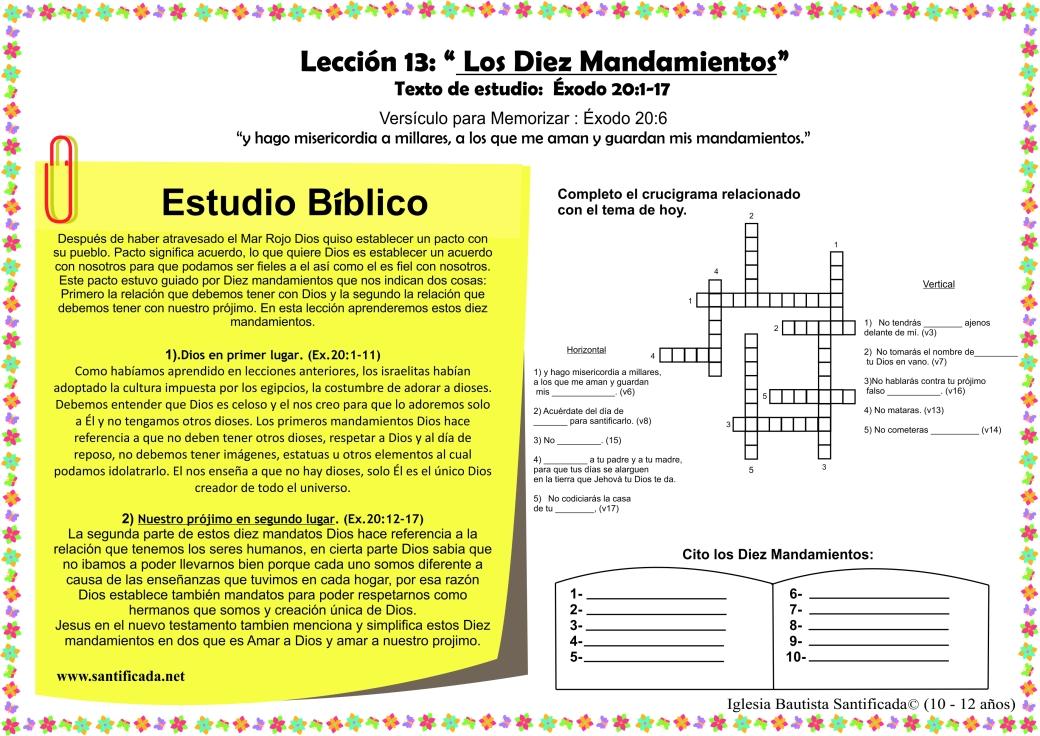 Leccion 13-3