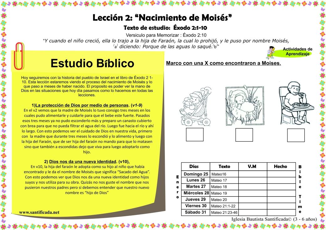 Leccion 2-1