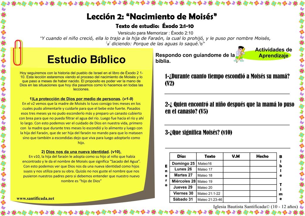 Leccion 2-3