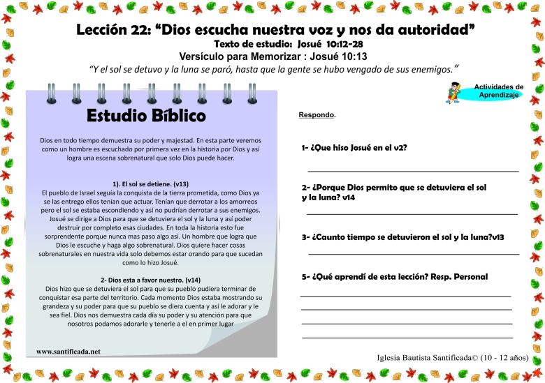 Leccion 22-3