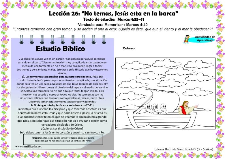 Leccion 26-1