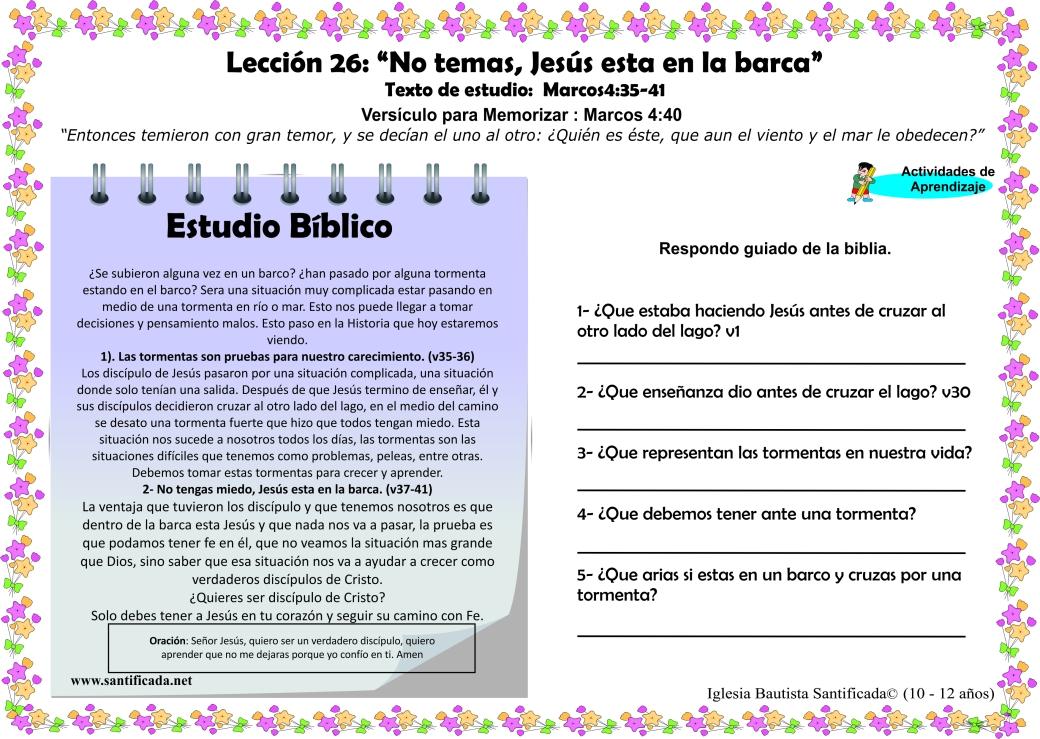 Leccion 26-3