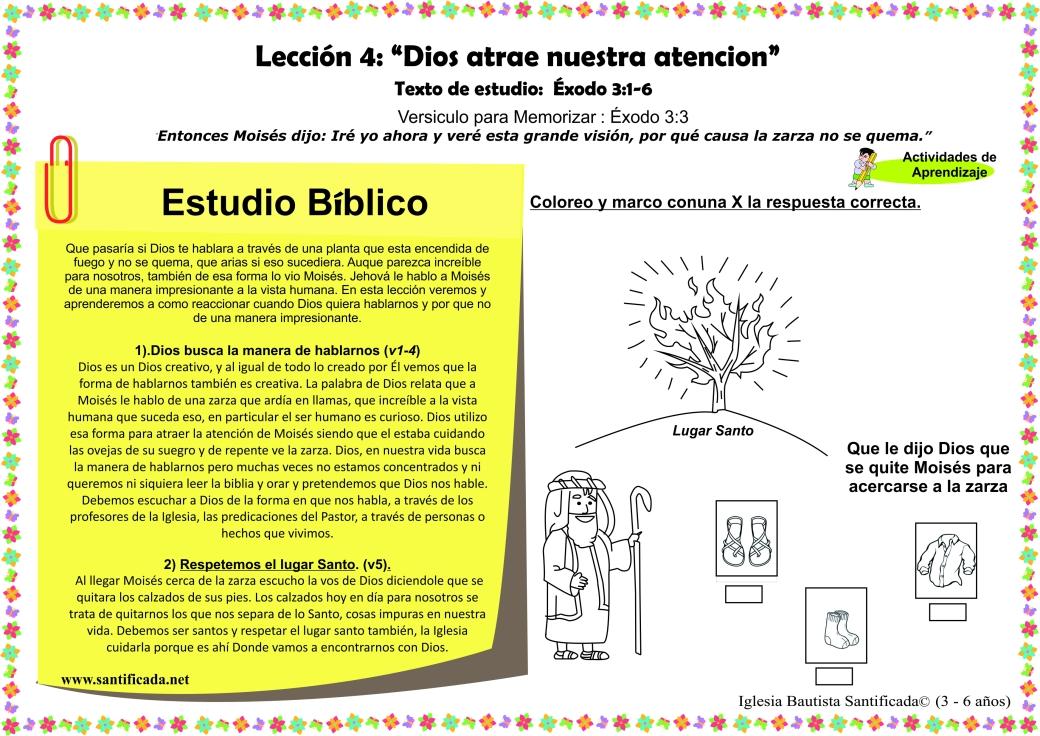 Leccion 4-1