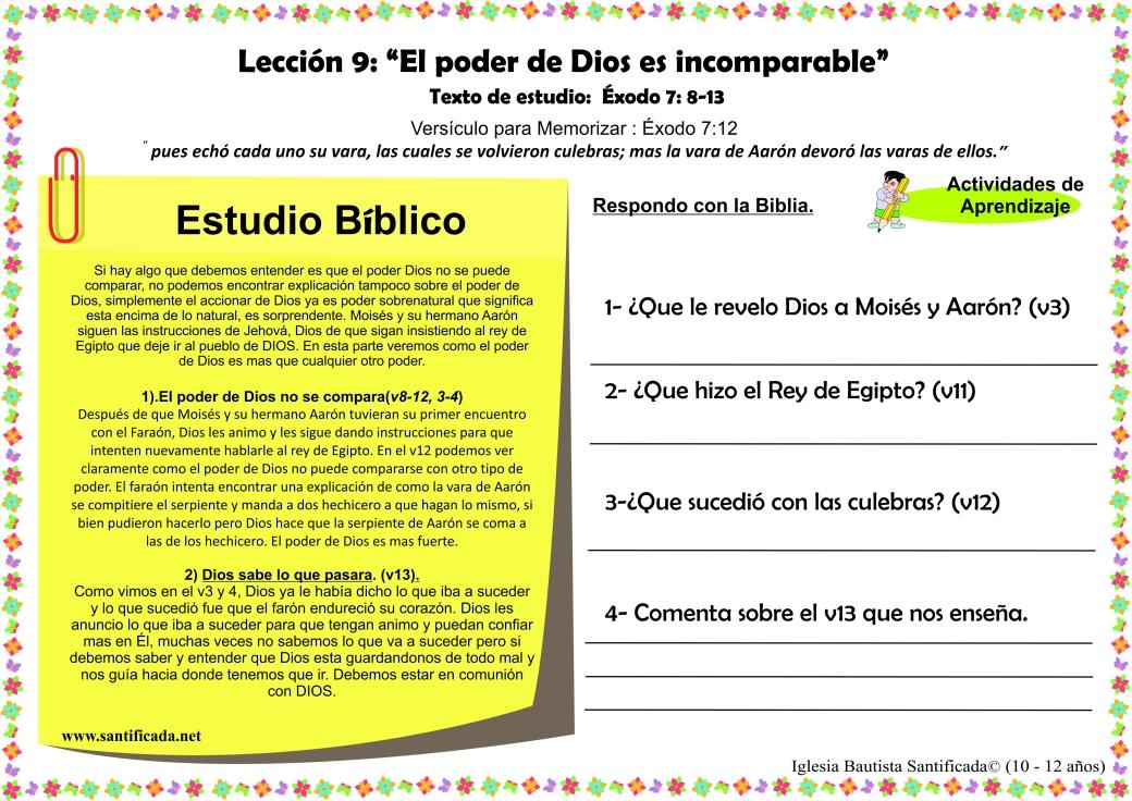 Leccion 9-3